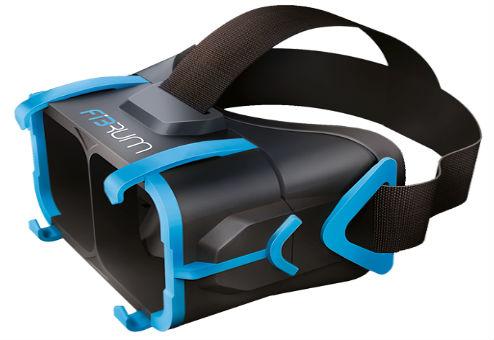 Шлем виртуальной реальности Fibrum-1