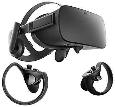 Очки виртуальной реальности Oculus Rift CV1 + Touch-3