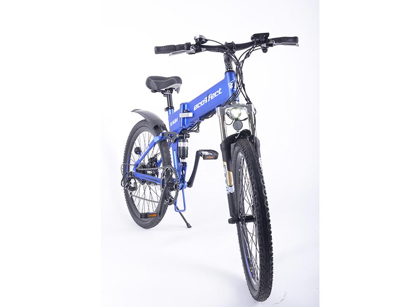 Электровелосипед Ecoffect H-Slim-2