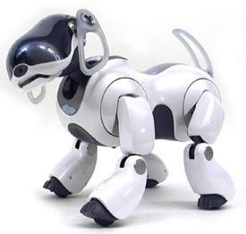 Робот-собака Aibo-6