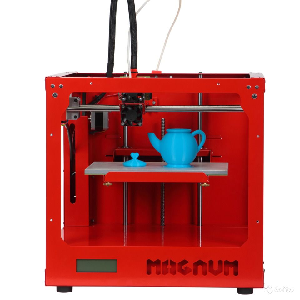 3D принтер Magnum creative 2 pro-1