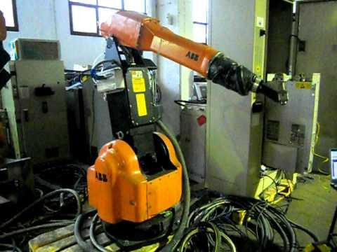 Промышленный робот ABB IRB 580-2