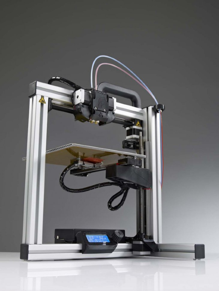3D принтер Felix 3.1 (2 экструдера)-1