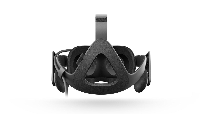 Очки виртуальной реальности Oculus Rift CV1 + Touch-1