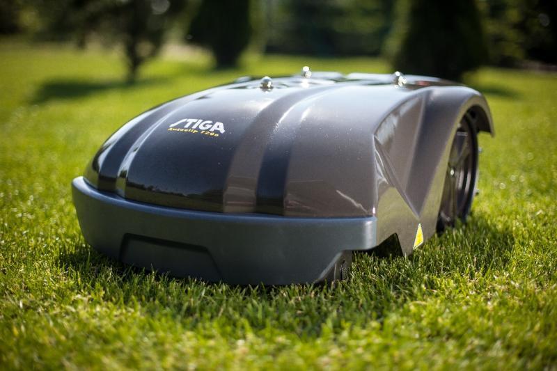 Робот-газонокосилка Stiga Autoclip 720 S-6