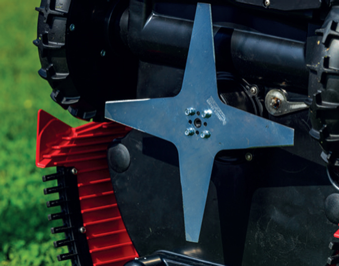 Газонокосилка робот Caiman AMBROGIO L30 Elite-2