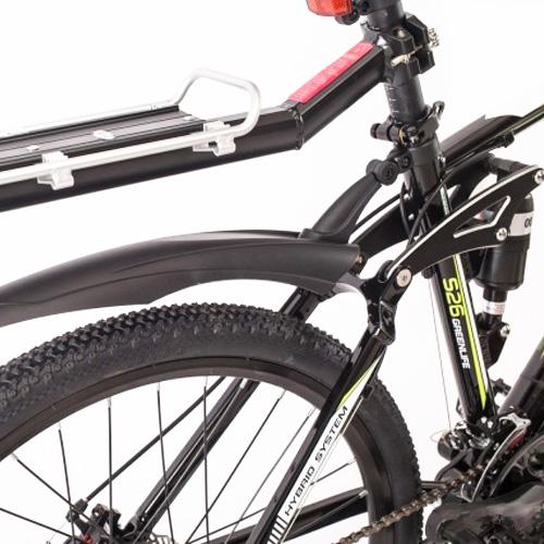 Электровелосипед Volteco UBERBIKE S26 350W-2