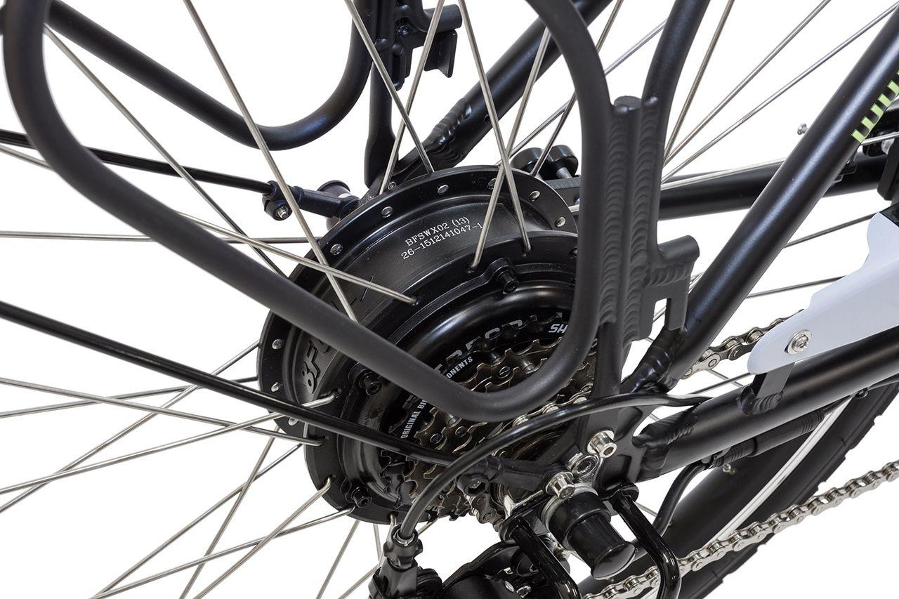 Электровелосипед Eltreco Vector 350W-1