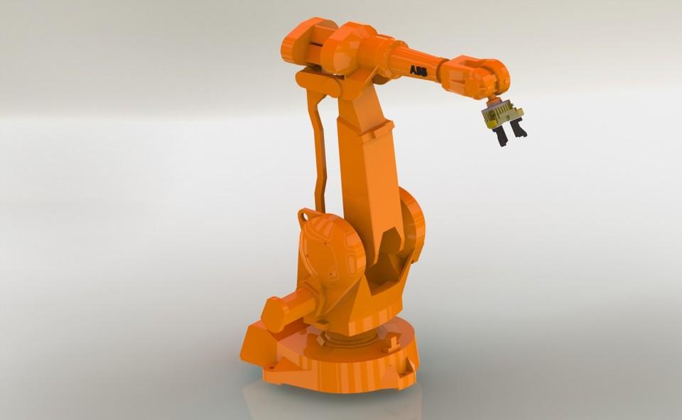 Промышленный робот ABB IRB 2400 — 16-1