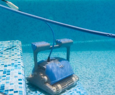 Робот для бассейна Dolphin SUPREME M5-7