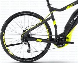 Электровелосипед Haibike Sduro Cross 4.0-1