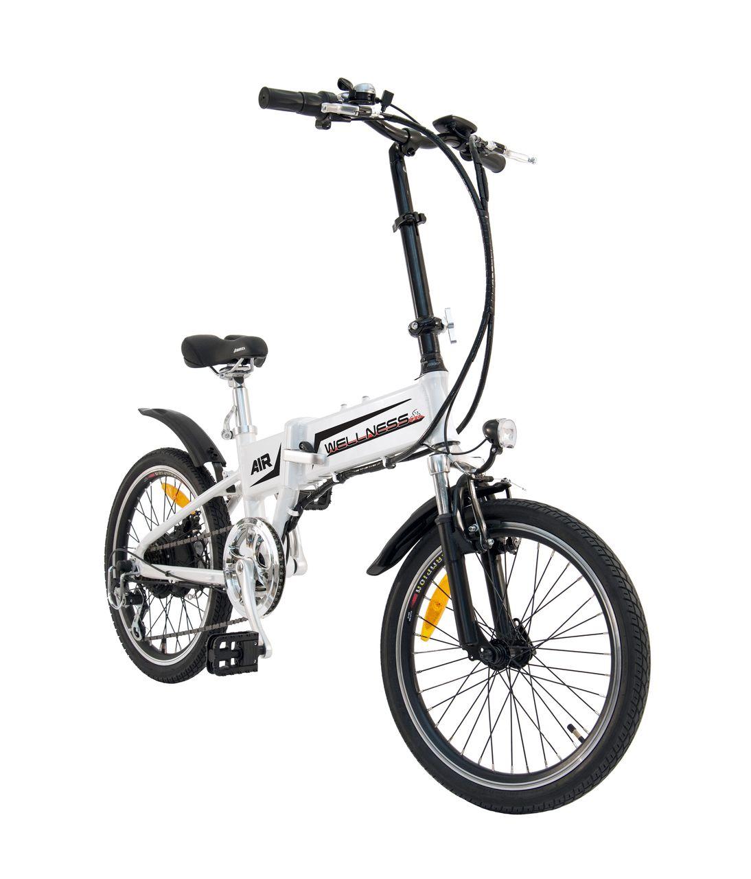 Электровелосипед WELLNESS Air 350-5