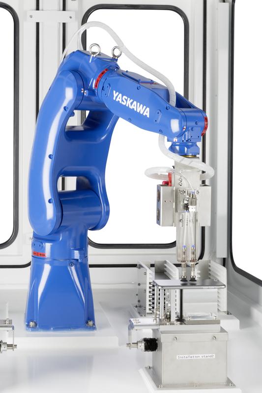 Промышленный робот Motoman GP8-1