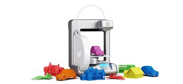 3D принтер 3D Systems Cube 2-1