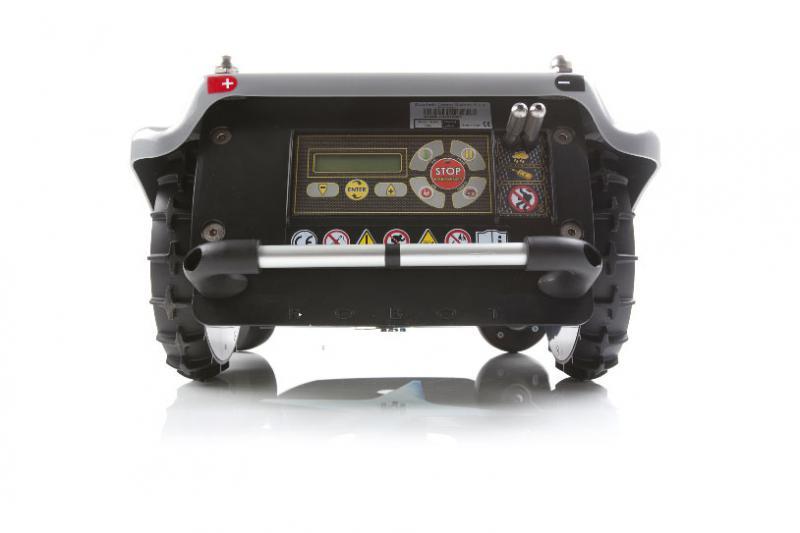 Робот-газонокосилка Wiper One XH MY12-3