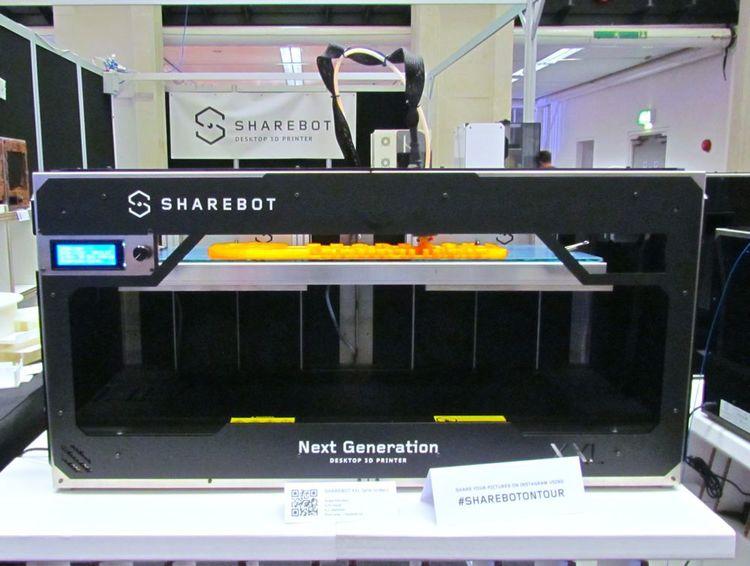 3D принтер SHAREBOT XXL-6