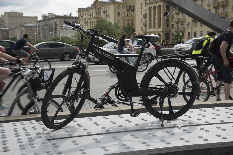Электровелосипед Volteco Werwolf 500-6