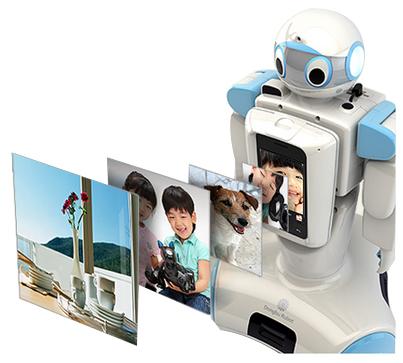 HOVIS GENIE HUMANOID ROBOT-3