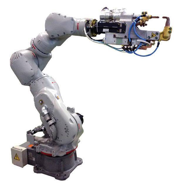Промышленный робот Motoman VS50-1