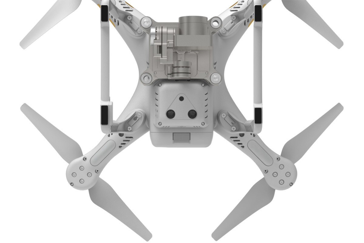 Квадрокоптер DJI Phantom 3 Advanced-4