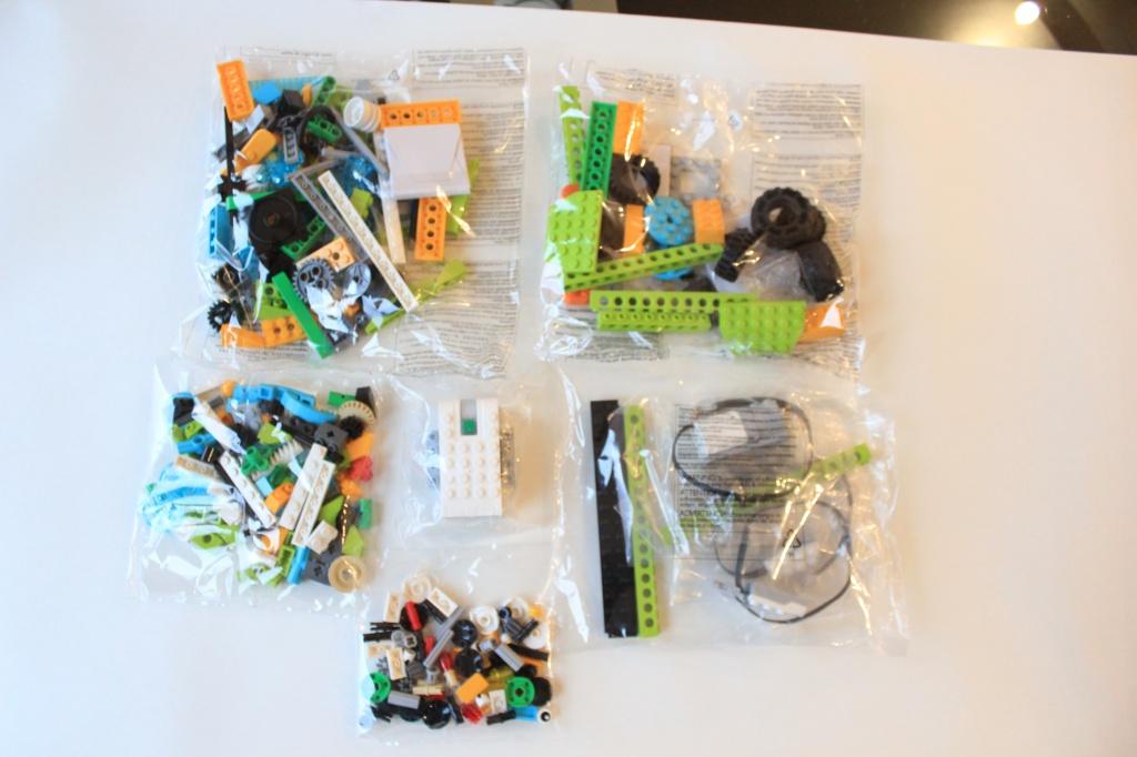 Базовый набор LEGO Education WeDo 2.0-8