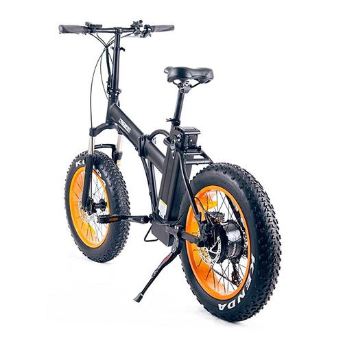 Велогибрид CYBERBIKE FAT 350W-1