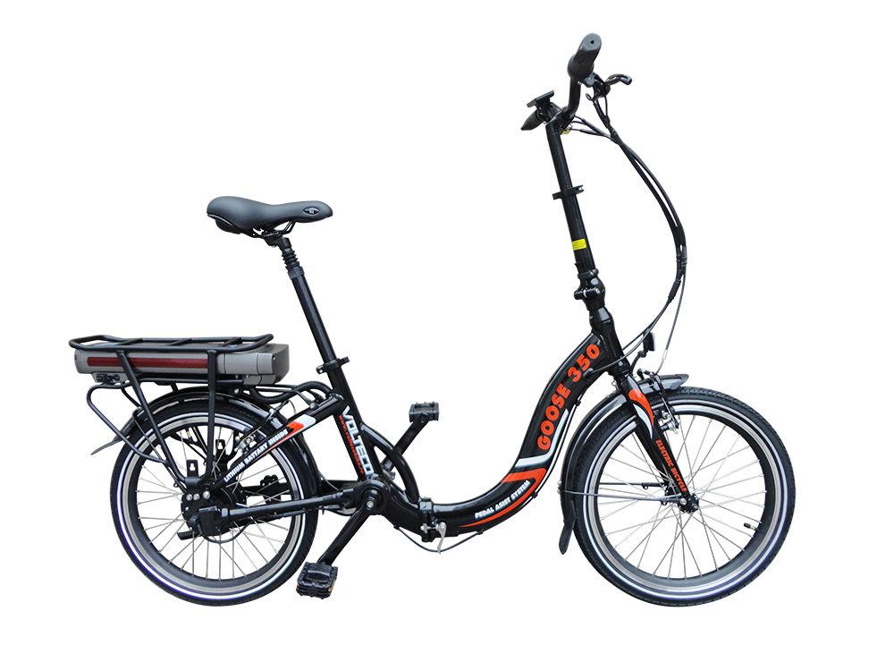 Электровелосипед Volteco goose cardan-1