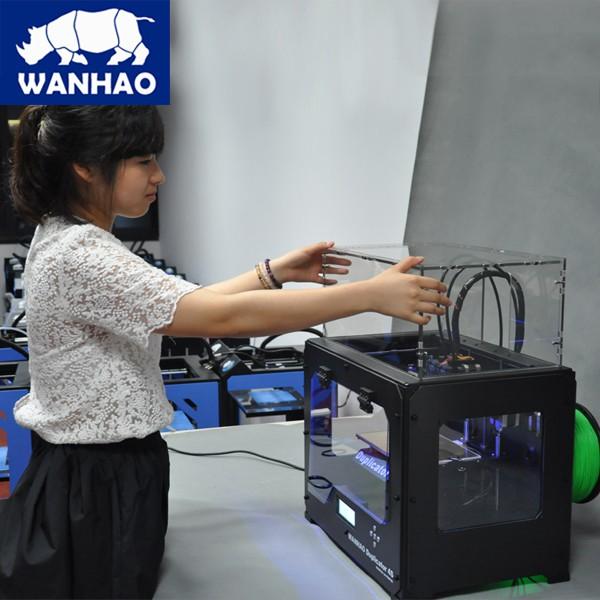 3D принтер Wanhao Duplicator 4S Metal DH-7