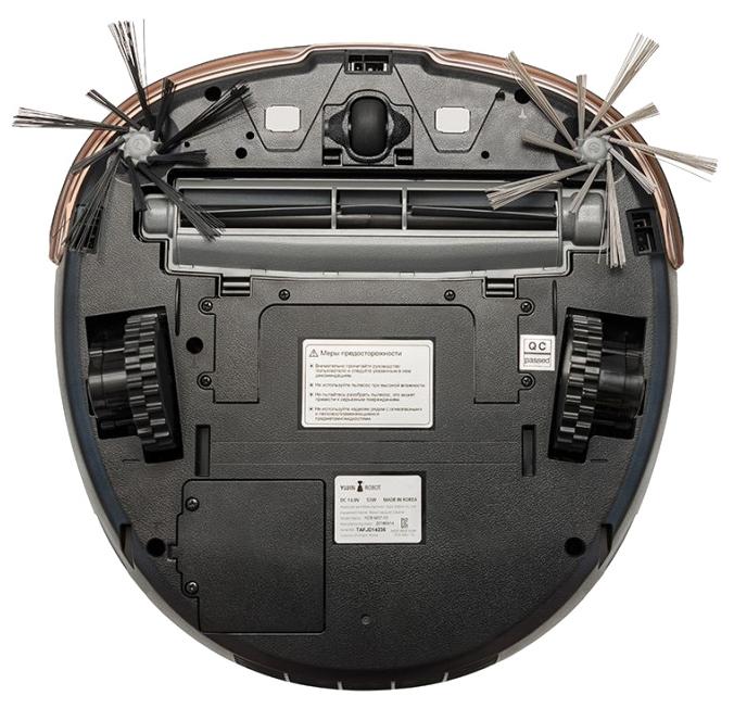 Робот-пылесос iClebo Omega Gold-3