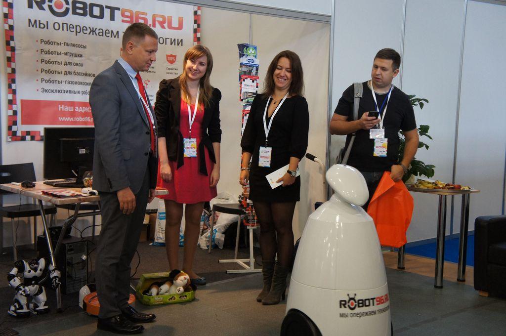Робот для праздников и выставок (Rbot)-26