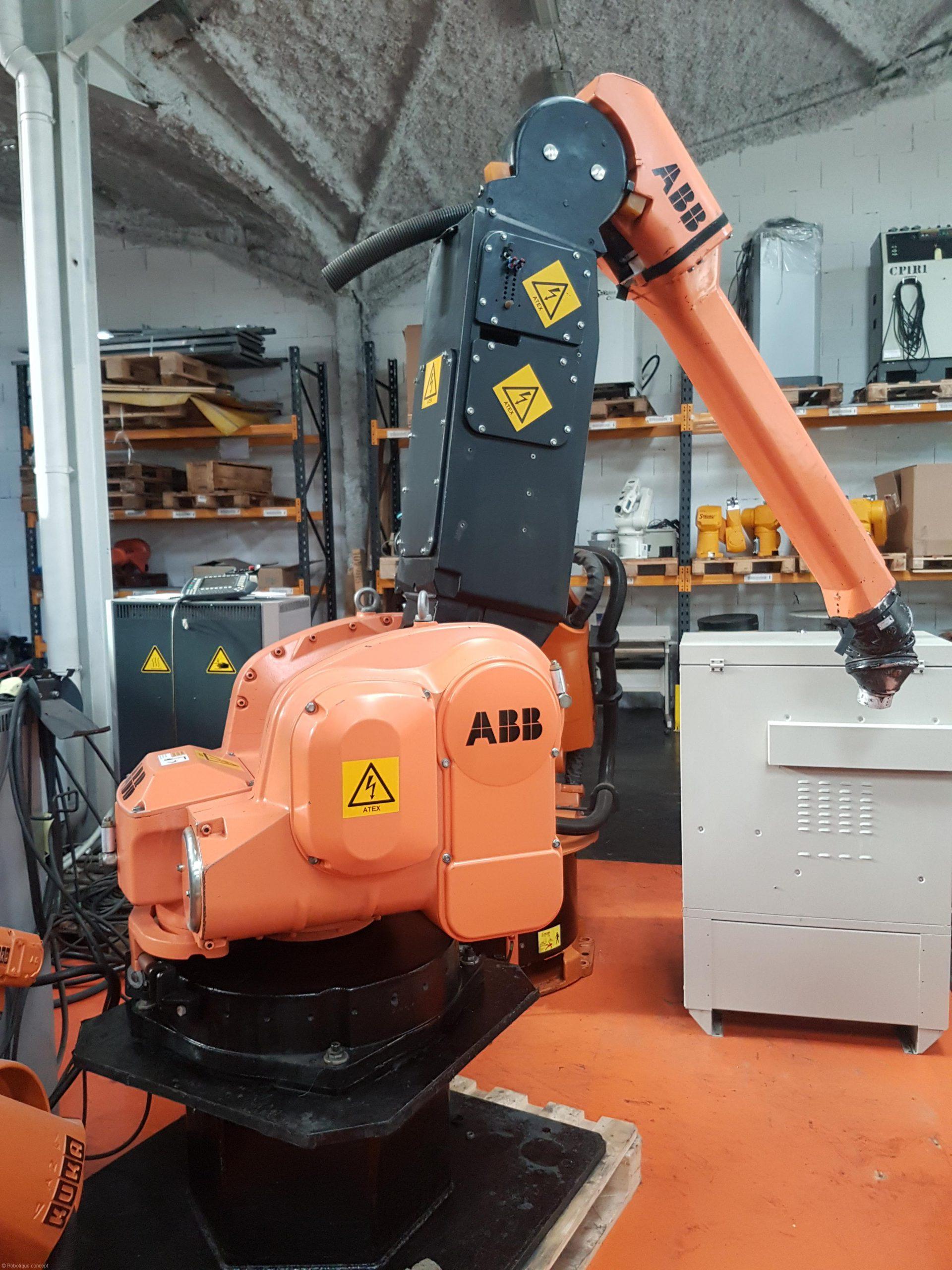 Промышленный робот ABB IRB 5400-2