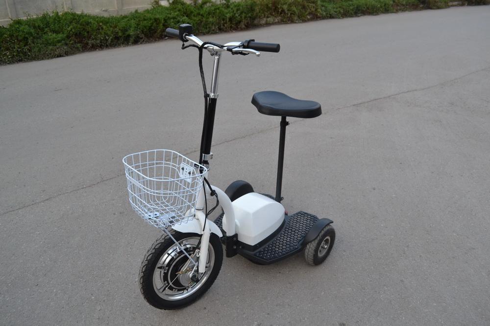 Трицикл WELLNESS EASY-1