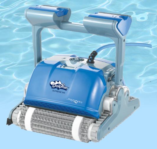 Робот для бассейна Dolphin Supreme M4-1