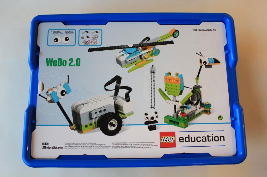 Базовый набор LEGO Education WeDo 2.0-6
