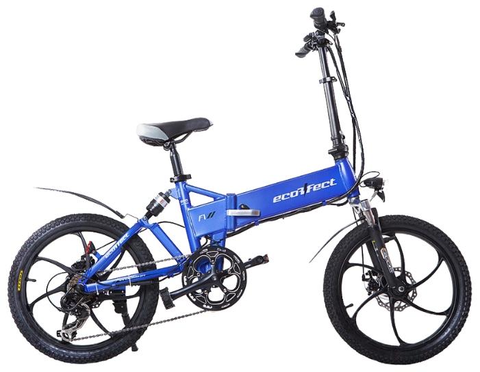 Электровелосипед Ecoffect F1 Premium 20-3