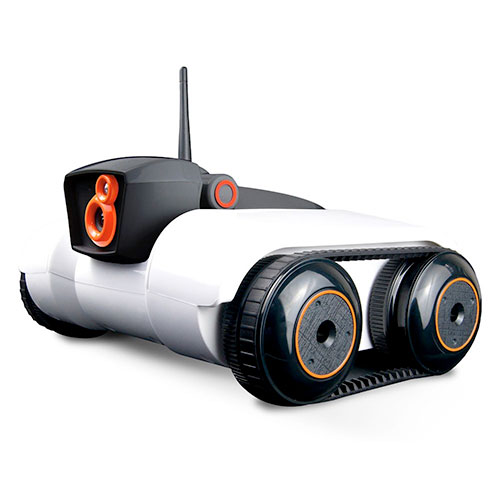 Танк-шпион, управляемый через iOS-1