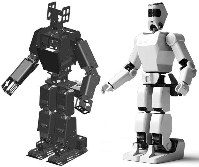 Robobuilder RQ-TITAN-1