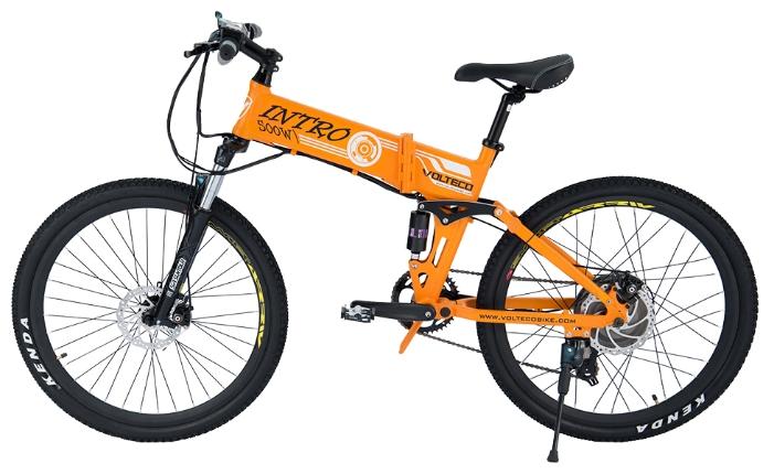 Электровелосипед Volteco Intro 500W-5