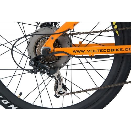 Электровелосипед Volteco Intro 500W-6