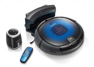 Робот-пылесос Samsung VCR8855L3B-5