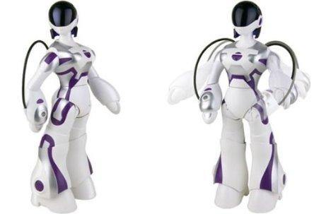 Робот Femisapien-5