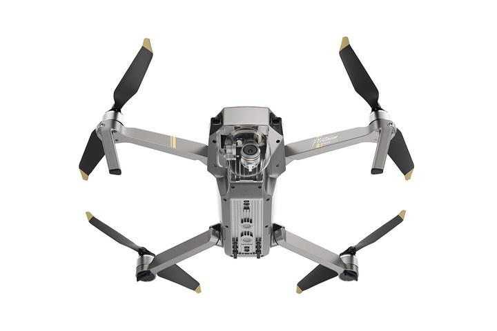 Квадрокоптер DJI Mavic Pro Platinum-2