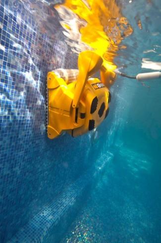 Робот для бассейна Dolphin Wave 100 CB-6