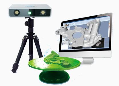 3D сканер Shining 3D Einscan-4