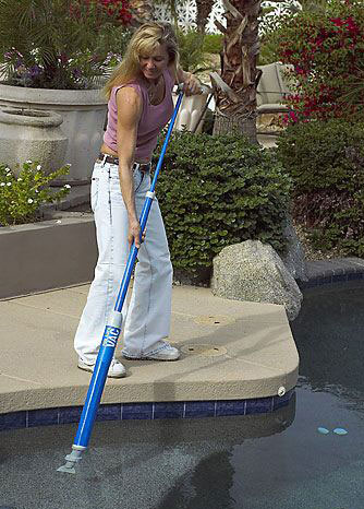 Вакуумный очиститель Zodiac Spa Wand-7