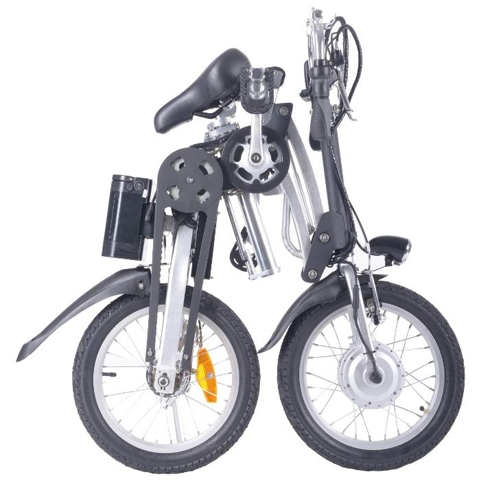 Электровелосипед ECOFFECT Cameo shrinker-3