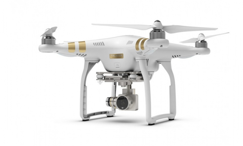 Квадрокоптер DJI Phantom 3 Professional-1