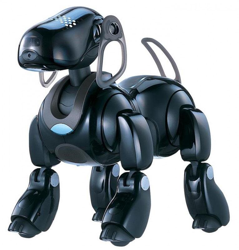 Робот-собака Aibo-2