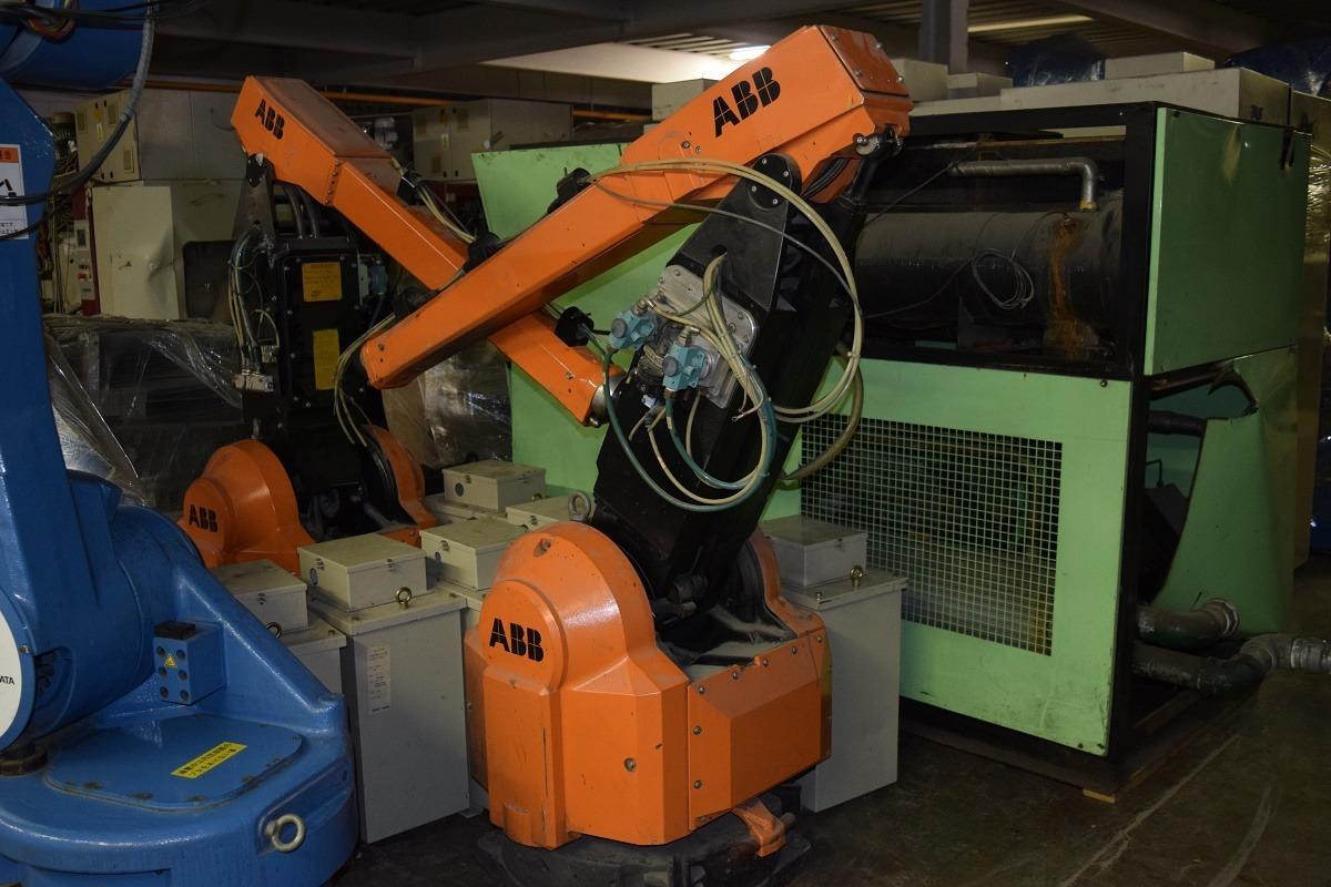 Промышленный робот ABB IRB 540-3