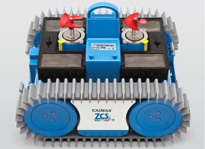 Робот для чистки бассейнов Caiman NEMH2O DELUXE-3